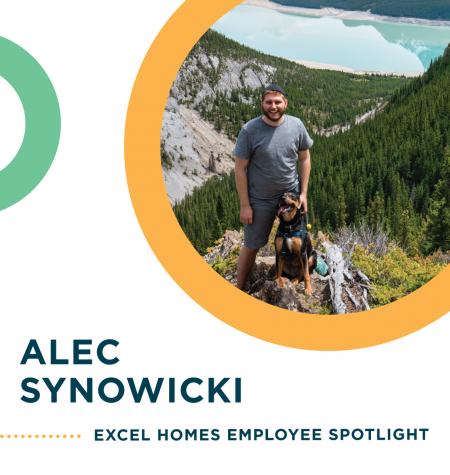 Employee Spotlight IG Alec