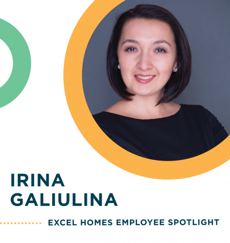 Employee Spotlight IG Irina