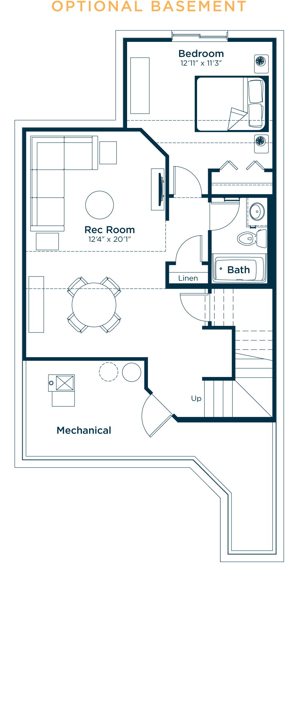 Optional Basement