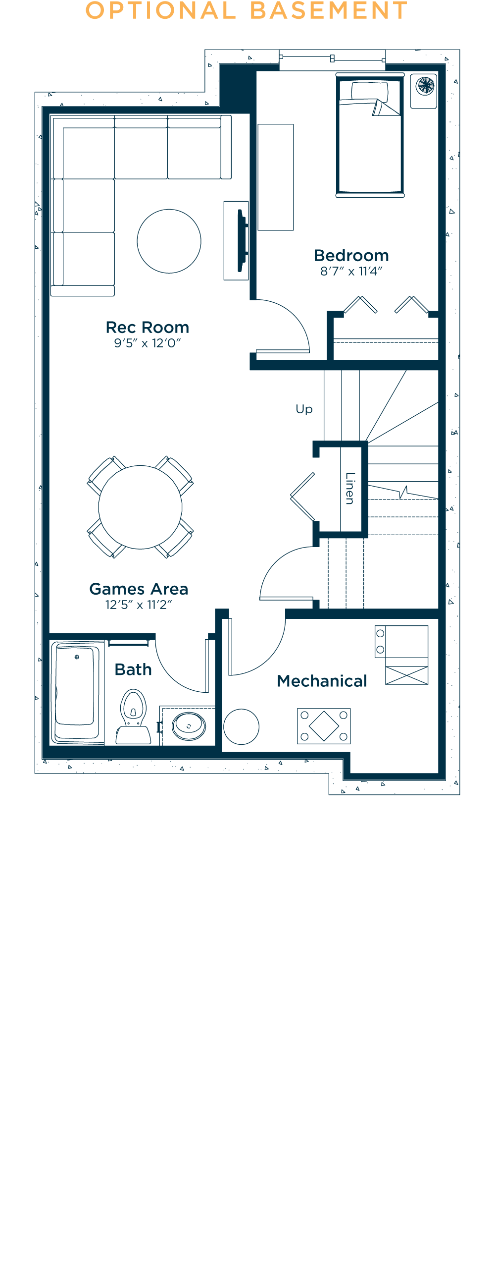 Optional Basement
